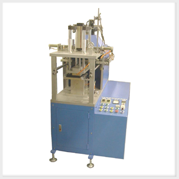 Semi-Auto Chamber Heat Sealing Machine For PP Motorcycle Battery Cover